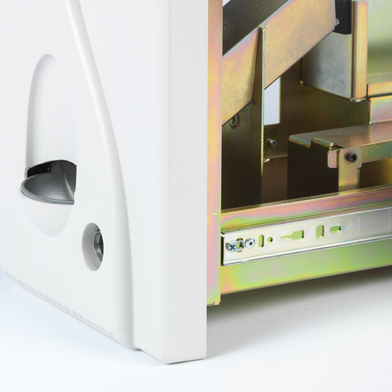 Thermoformed Point of Sale Kiosk View #4