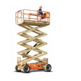 Scissor Lift Manufacturing Construction Machinery