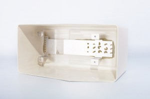 An example of Vacuum formed parts