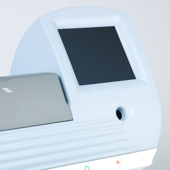 Thermoformed DNA Sequencer View #2