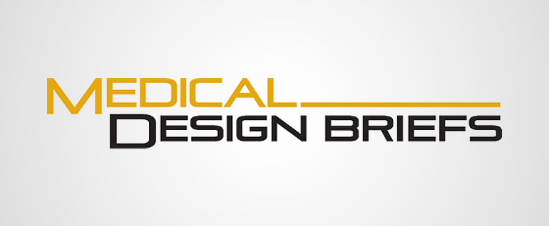 Medical Design Briefs Logo