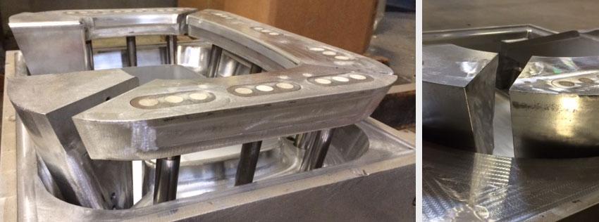 Aluminum Pressure Forming Tooling