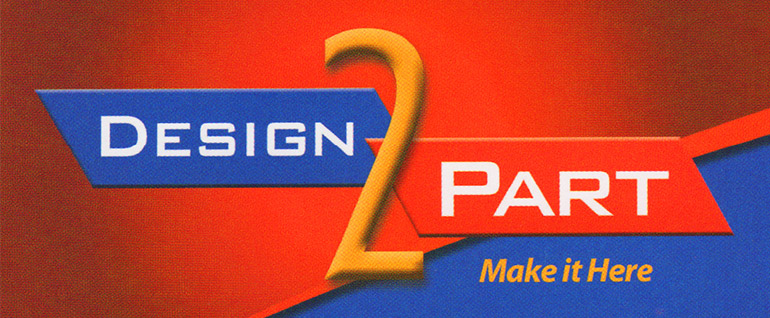Design 2 Part Logo