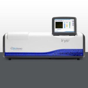Bionano Genomics Irys Gene Mapper With a Thermoformed Enclosure