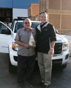 Hector Noriega and Brian Ray