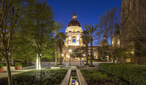 City Hall in Pasadena, California