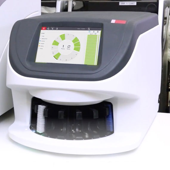 Thermoformed Advanced Digital Pathology Slide Scanner View #5
