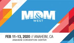 MD&M West Anaheim 2020